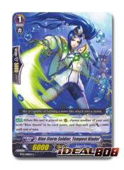 Blue Storm Soldier, Tempest Blader - BT15/088EN - C