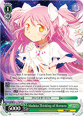 Madoka Thinking of Homura [MM/W35-E032S SR] English