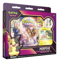 Pokemon TCG: Morpeko Pin Collection * PRE-ORDER Ships Apr.03