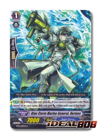 Blue Storm Marine General, Hermes - BT15/087EN - C