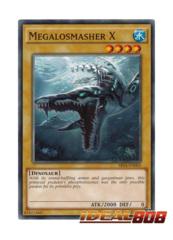 Megalosmasher X - SR04-EN003 - Common - Unlimited Edition