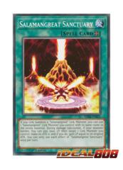 Salamangreat Sanctuary - SDSB-EN025 - Common - 1st Edition