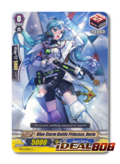 Blue Storm Battle Princess, Doria - BT15/092EN - C