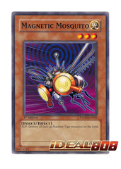 Magnetic Mosquito - PTDN-EN039 - Common - 1st Edition