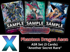 # Phantom Dragon Aeon [V-BT10 ID (X)] Another Secret Rare Set [Contains 3  ASR cards]