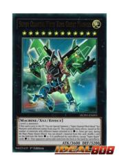 Super Quantal Mech King Great Magnus - DUPO-EN093 - Ultra Rare - 1st Edition