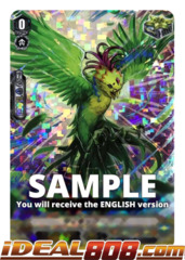 Psychic Bird - V-TD05/012EN (FOIL)
