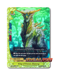 King of the Forest, Zlatorog - BT04/0014EN (RR) Double Rare