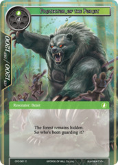 Protector of the Forest [CFC-061 C (Foil)] English