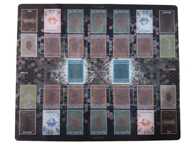 2017 2-Player Link Zone Playmat