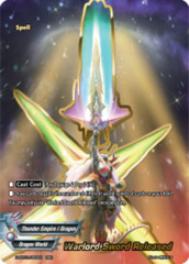 Warlord Sword Released [S-RC01/008EN RRR (FOIL)] English