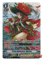 Peony Musketeer, Martina - V-EB10/SP05EN - SP (Special Parallel)