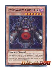 Evilswarm Coppelia - HA07-EN054 - Super Rare - 1st