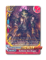Guillotine Axe Dragon - H-EB03/0031 - U - Foil