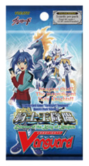 CFV-BT01 Descent of the King of Knights (English) Cardfight Vanguard Booster Pack