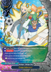 Cross Intersect [S-BT04/0075EN Secret (FOIL)] English