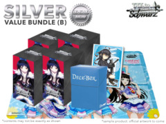 Weiss Schwarz AW Bundle (B) Silver - Get x4 Accel World Booster Boxes + FREE Bonus
