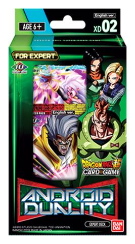Dragon Ball Englisch Saiyan Wonder Starter Deck