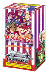 Disgaea D2 | ディスガイア (Japanese) Weiss Schwarz Extra Booster Box