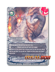 Disaster and Bliss Comes with Dragons [H-BT03/0108EN C] English Foil