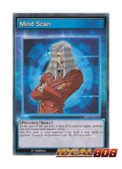 Mind Scan - SS01-ENCS2 - Common - 1st Edition