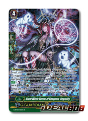 Great Witch Doctor of Banquets, Negrolily - G-BT08/S11EN - SP