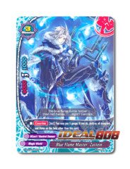 Blue Flame Master, Zustein [H-BT03/0094EN C] English Foil