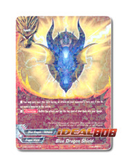 Blue Dragon Shield [H-BT03/0131EN R] English Foil