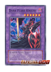 Dark Flare Knight - DCR-017 - Super Rare - Unlimited Edition