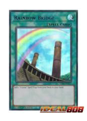 Rainbow Bridge (Blue) - LDS1-EN111 - Ultra Rare - 1st Edition