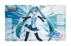 Weiss Schwarz PD/S22 Hatsune Miku Project DIVA-f Case Promo Playmat