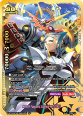 CHAOS Vanguard, Geargod ver. ZERO [S-BT02A-SP/S003EN SP (GOLD FOIL)] English