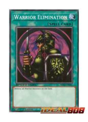 Warrior Elimination - SBAD-EN041 - Common - 1st Edition