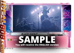 BLACK SHOUT - V-TB01/058EN - C