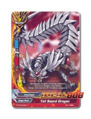 Tail Sword Dragon - BT03/0045EN (U) Uncommon