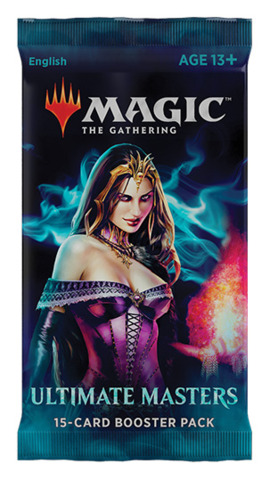 Ultimate Masters (UMA) Booster Pack