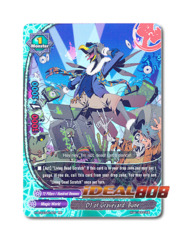 DJ of Graveyard, Bune [H-BT03/0014EN RR] English Foil