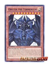 Obelisk the Tormentor - BP01-EN021 - Starfoil Rare - 1st Edition