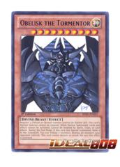 Obelisk the Tormentor - BP01-EN021 - Starfoil Rare - 1st Edition