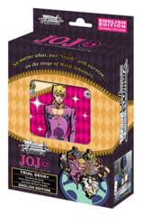 JoJo's Bizarre Adventure: Golden Wind (English) Weiss Schwarz Trial  Deck+ Box [Contains 6 Decks]