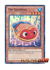 Tin Goldfish - HA07-EN037 - Super Rare - 1st