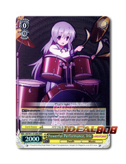 Powerful Performance, Irie [AB/W31-E108R RRR (FOIL)] English
