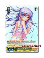 Kanade Waking Up [AB/W31-E111R RRR (FOIL)] English