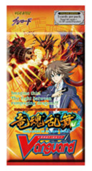 CFV-BT02 Onslaught of Dragon Souls (English) Cardfight Vanguard Booster Pack