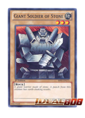 Giant Soldier of Stone - BP01-EN171 - Starfoil Rare - 1st Edition