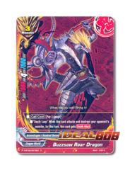 Buzzsaw Roar Dragon [H-BT03/0078EN C] English Foil