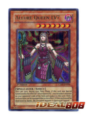 Allure Queen LV7 - CDIP-EN008 - Ultra Rare - 1st Edition