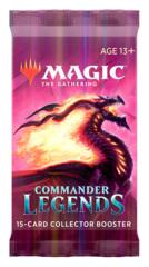 Commander Legends Collector Booster Pack [15 Cards]