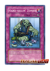 Hard-sellin' Zombie - FOTB-EN057 - Common - 1st Edition