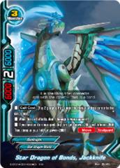 Star Dragon of Bonds, Jackknife [D-BT01A-EB01/0004EN RRR (FOIL)] English